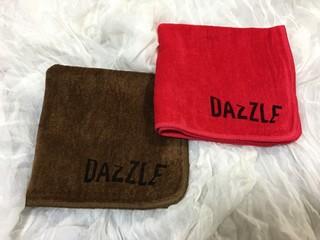 DAZZLE大判ハンドタオル第二弾1